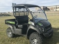 2014 Kawasaki Mule 610 ATVs and Utility Vehicle