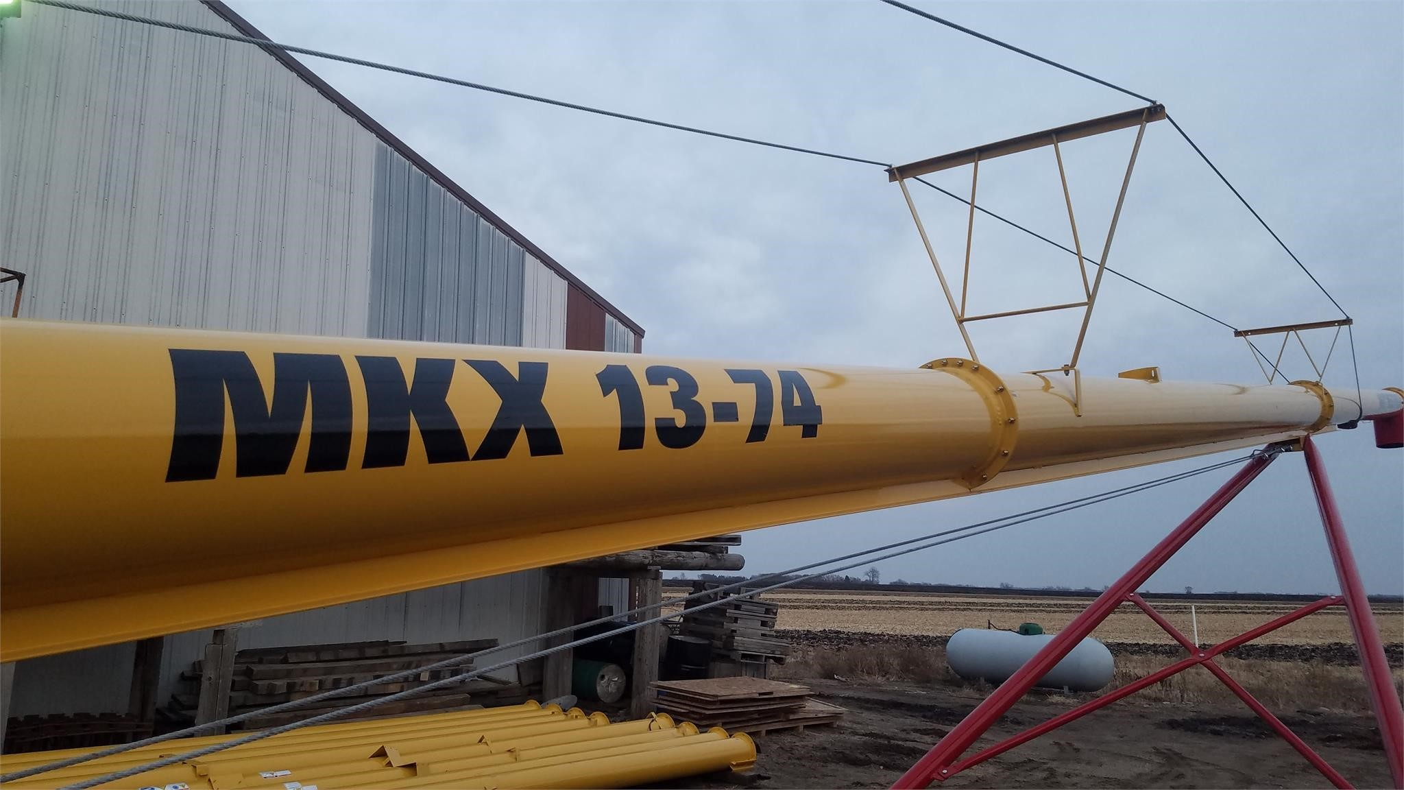 2020 Westfield MKX130-74 Augers and Conveyor