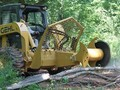 Turbo Saw RT2600 Loader and Skid Steer Attachment