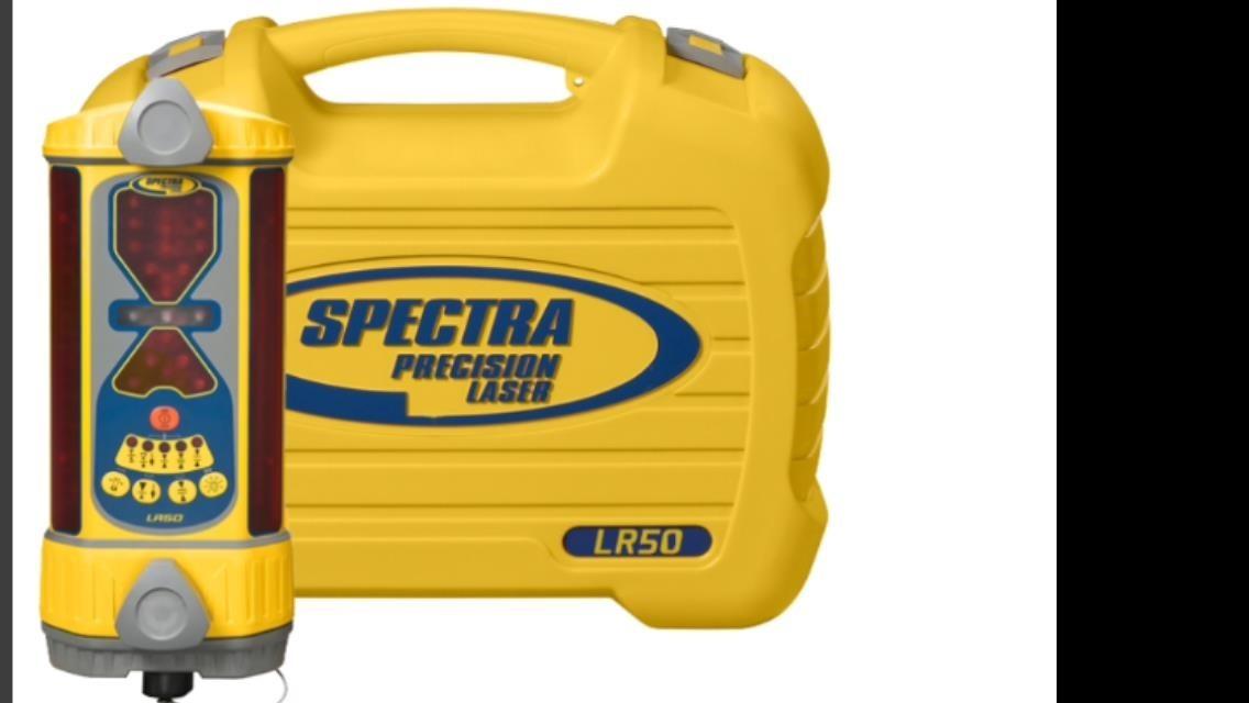 Spectra LR50 Precision Ag