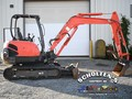 2013 Kubota KX121-3 Excavators and Mini Excavator