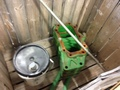 John Deere AXLE SPACER KIT-FORGAE HARVESTER Harvesting Attachment