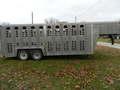 1989 Wilson Livestock Trailer Livestock Trailer
