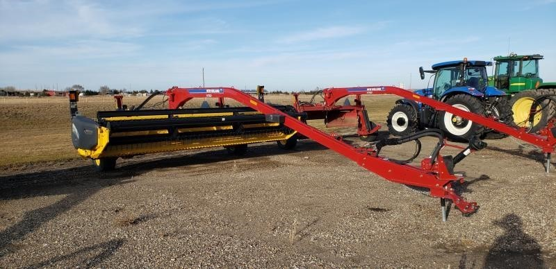 2019 New Holland HAYBINE 16HS Forage Harvester Head