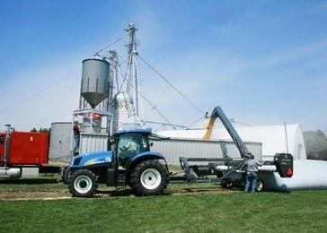 2021 Loftness GBU12 Grain Vac