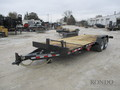 2020 B-B TBCT2220ET-10K-XL Flatbed Trailer
