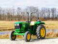 2013 John Deere 5045D 40-99 HP