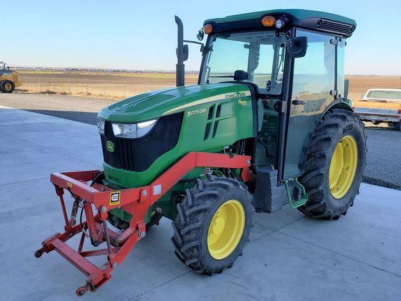 2018 John Deere 5075GN Tractor