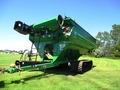 2011 J&M 1400-22T Grain Cart