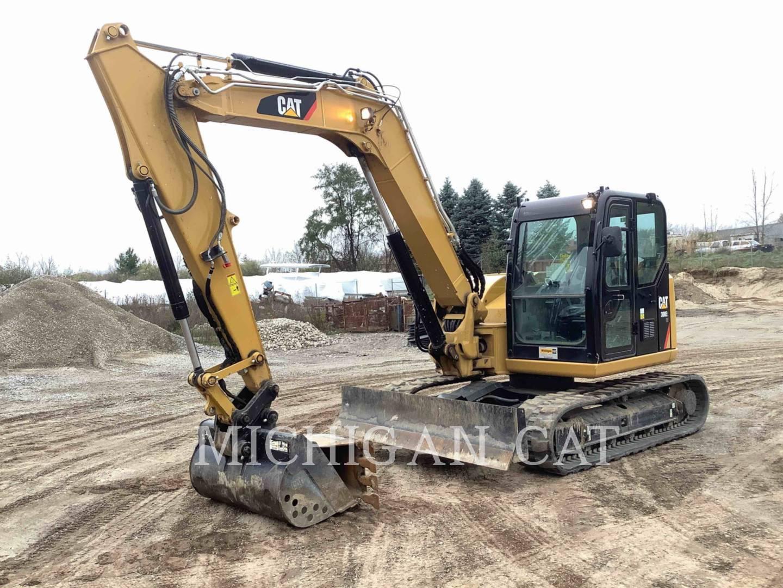 2018 Caterpillar 308E2CRSB Excavators and Mini Excavator