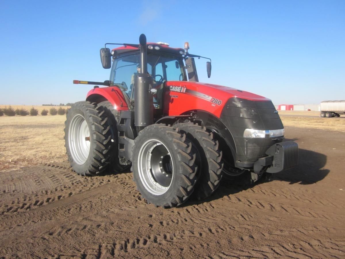 2018 Case IH Magnum 280 CVT Tractor
