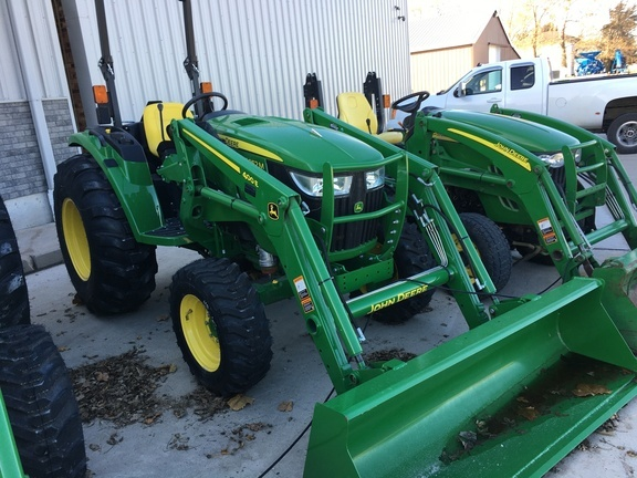 2018 John Deere 4052M Tractor