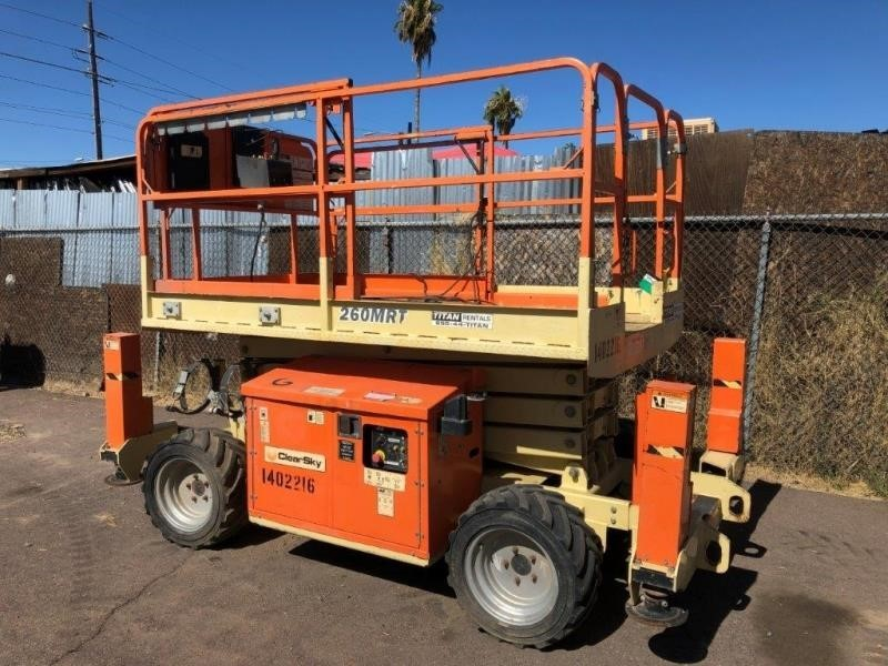 2011 JLG 260MRT Miscellaneous
