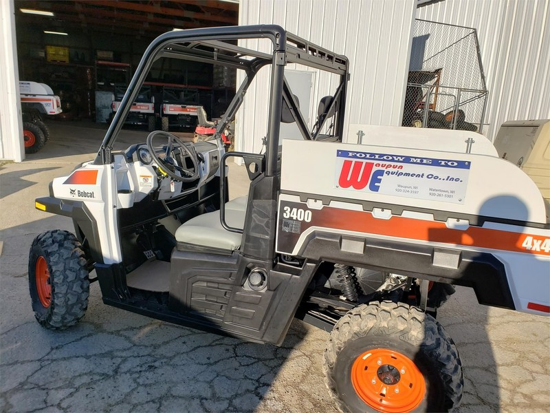Used Utility Vehicles >> Used Bobcat Atvs And Utility Vehicles For Sale Machinery Pete