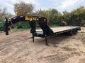 2019 Big Tex 22GN-20BK+5MR Flatbed Trailer