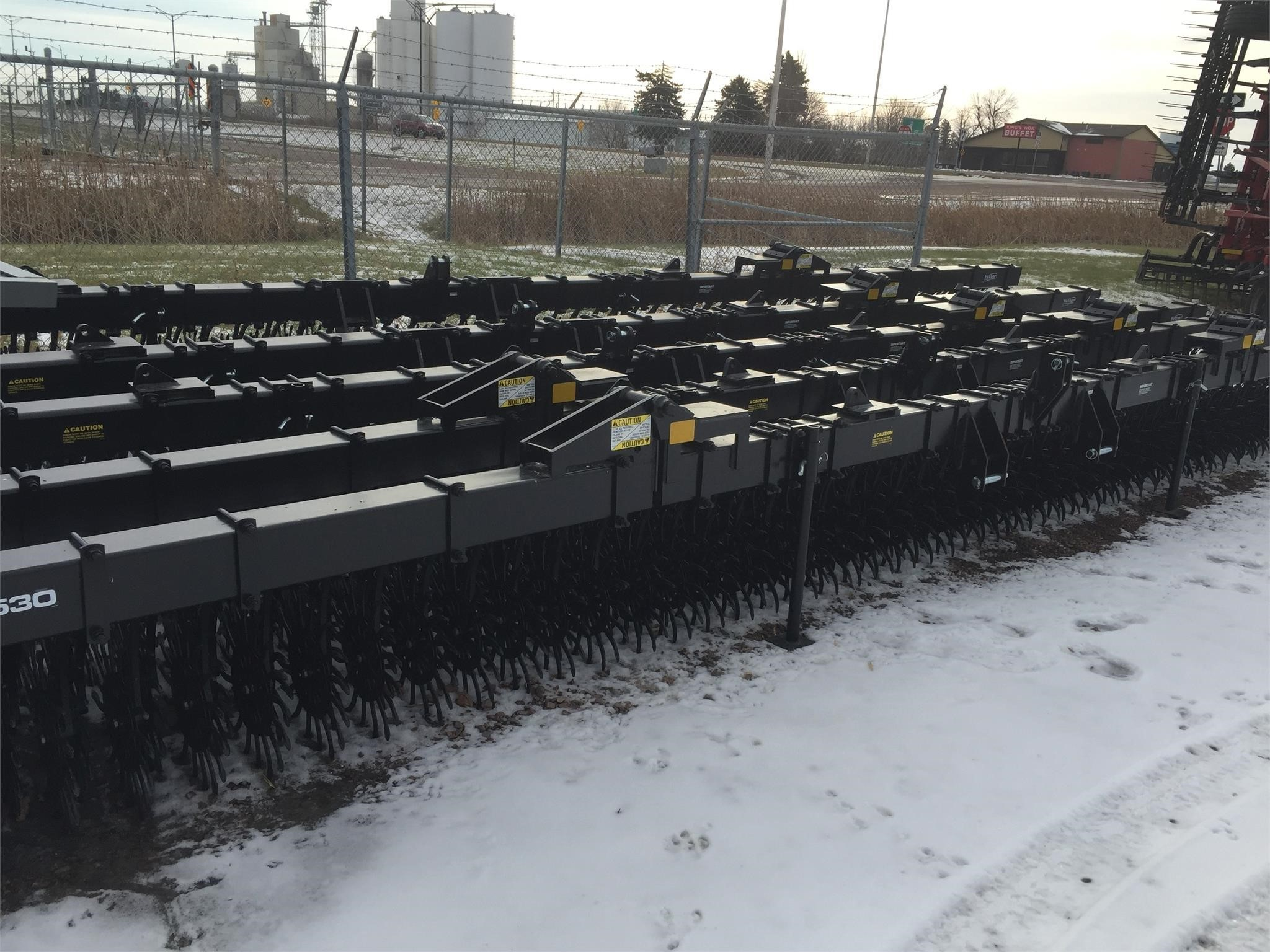 2019 Yetter 3541 Rotary Hoe