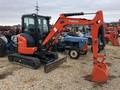 Kubota U35-4 Excavators and Mini Excavator