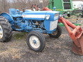 1968 Ford 3000 Tractor