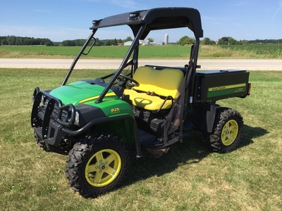 2016 john deere gator xuv 825i atvs and utility vehicle two rivers wi machinery pete. Black Bedroom Furniture Sets. Home Design Ideas