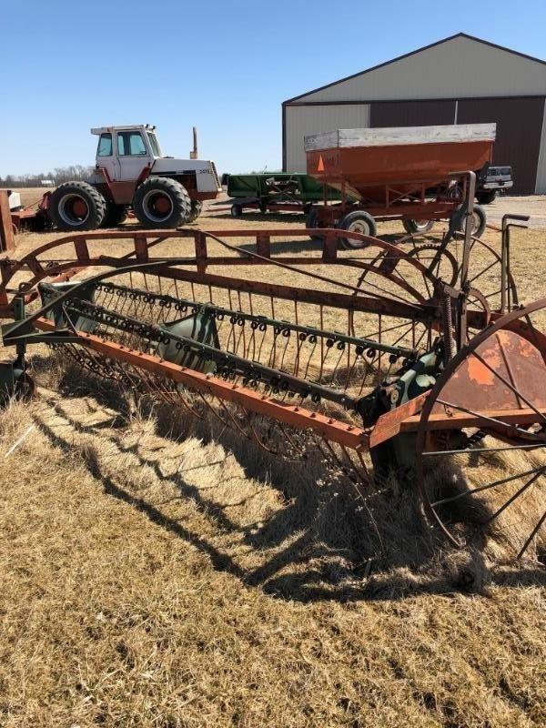 New Idea 7 Corn Picker