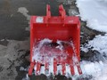 Kubota DIGGING BUCKET Backhoe and Excavator Attachment