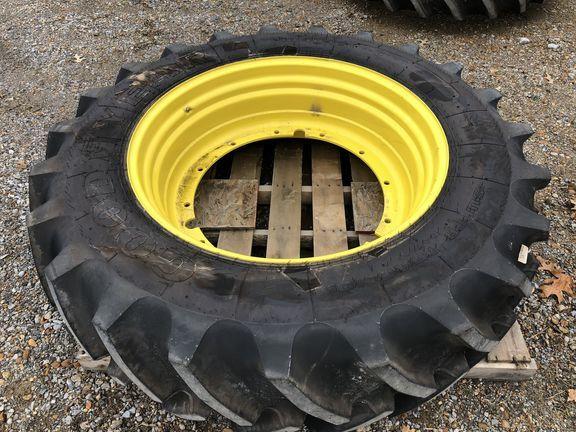 2018 Goodyear 18.4R42 Wheels / Tires / Track