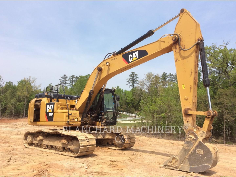 2015 Caterpillar 326FL Excavators and Mini Excavator