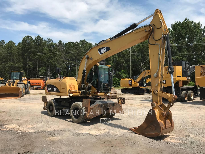 2010 Caterpillar M318D Excavators and Mini Excavator