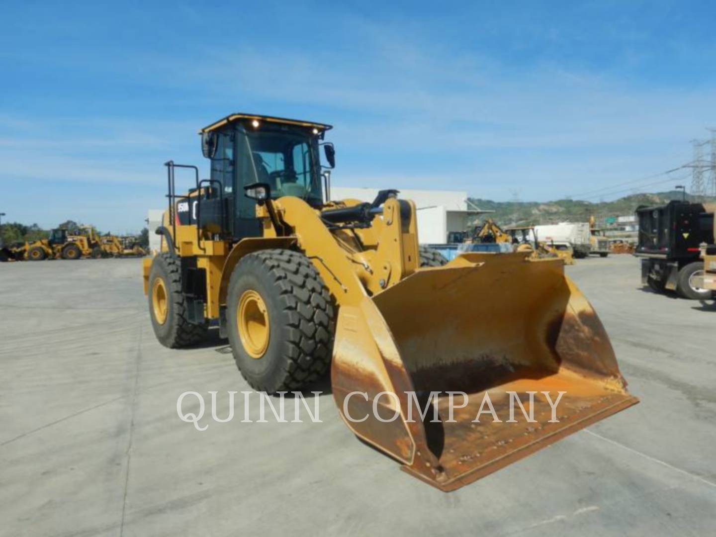 2015 Caterpillar 950M Wheel Loader