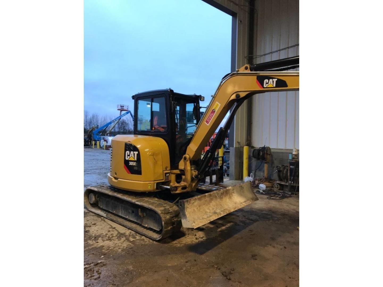 2016 Caterpillar 305E2 CR Excavators and Mini Excavator