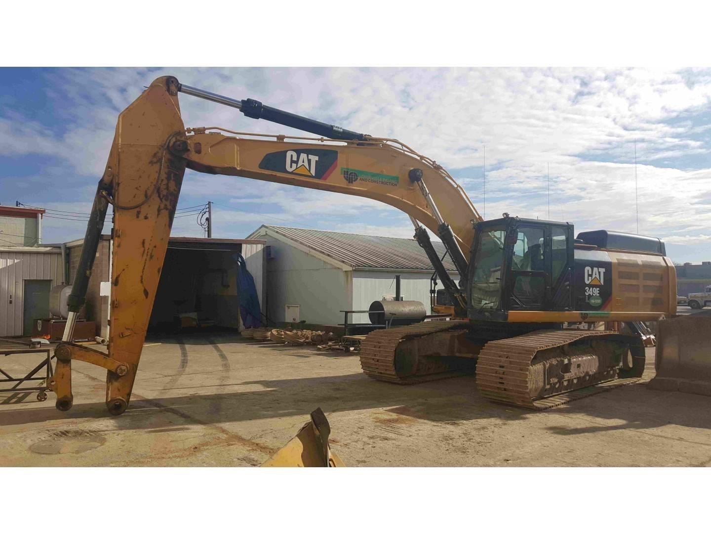 2012 Caterpillar 349EL Excavators and Mini Excavator