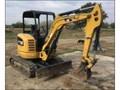 2018 Caterpillar 302.7D CR Excavators and Mini Excavator