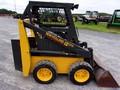2003 New Holland LS125 Skid Steer