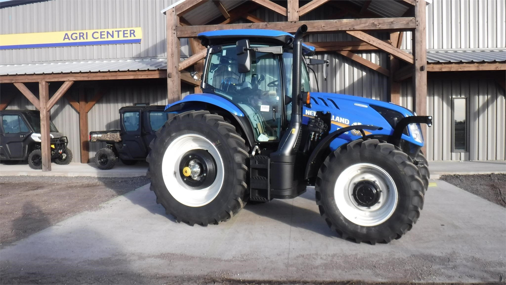 2019 New Holland T6.180 Tractor