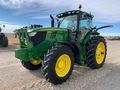 2015 John Deere 6195R Tractor