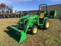 2018 John Deere 3033R Tractor