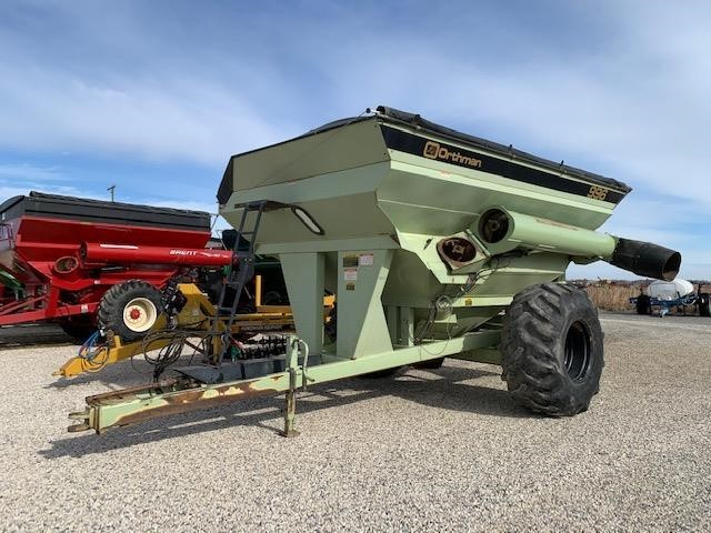 1997 Orthman 996 Grain Cart
