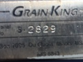 2005 Grain King 1072 Augers and Conveyor