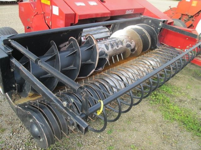 2008 Case IH HDX20P Pull-Type Forage Harvester