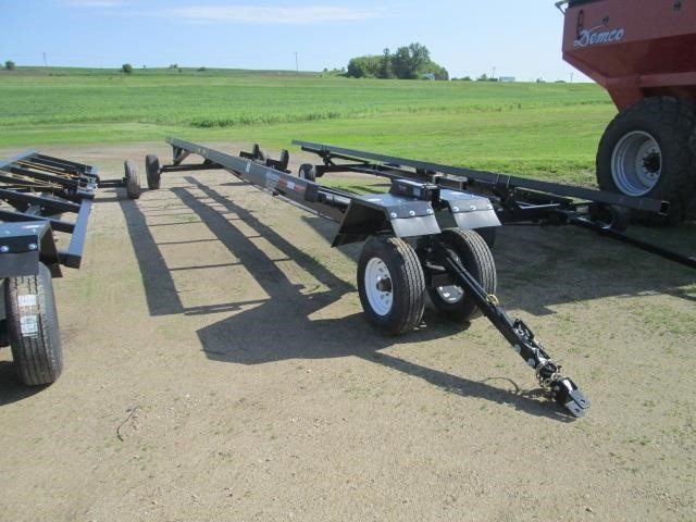 2017 Maurer HT32 Header Trailer