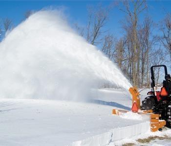 2021 Woods SB84C Snow Blower