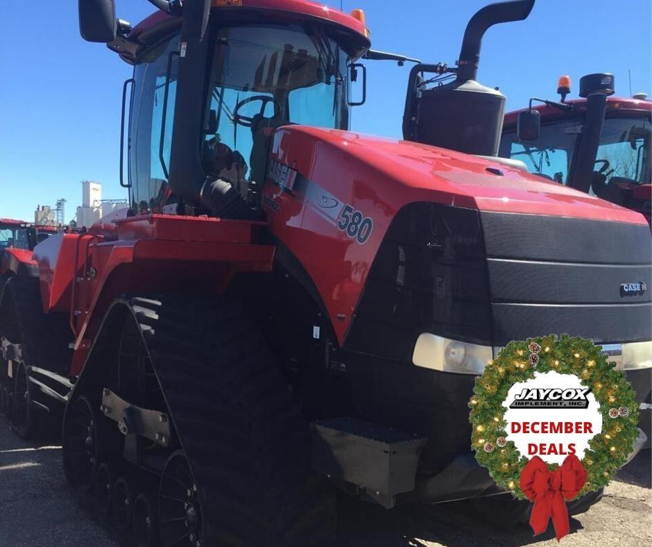 2014 Case IH Steiger 580 QuadTrac Tractor