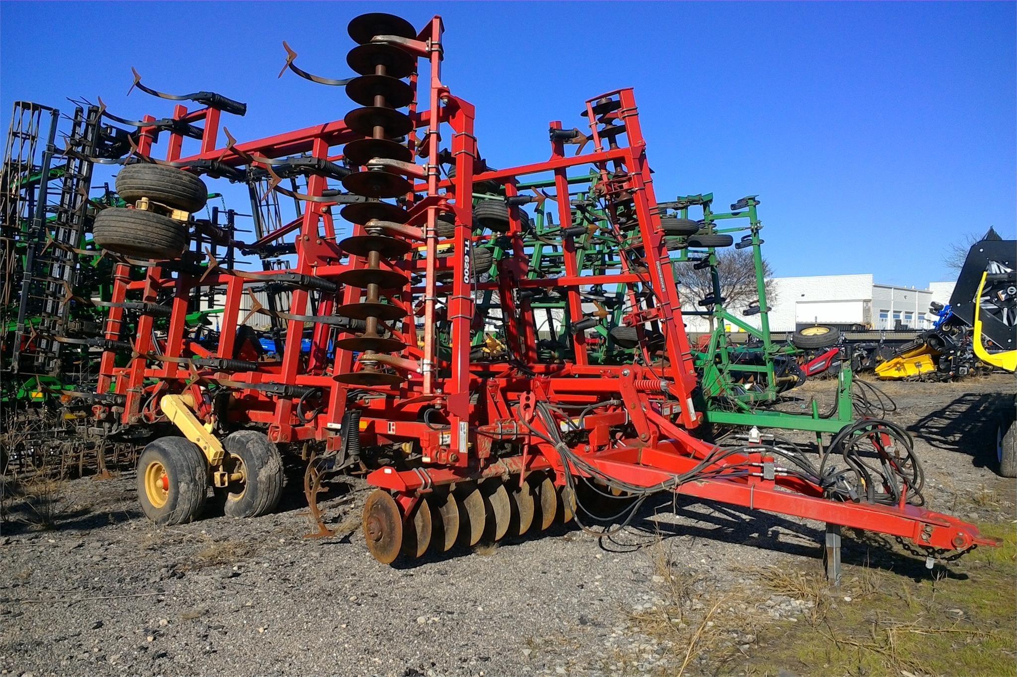 Krause Landsman TL6200-31 Soil Finisher