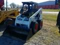 Bobcat 853 Skid Steer