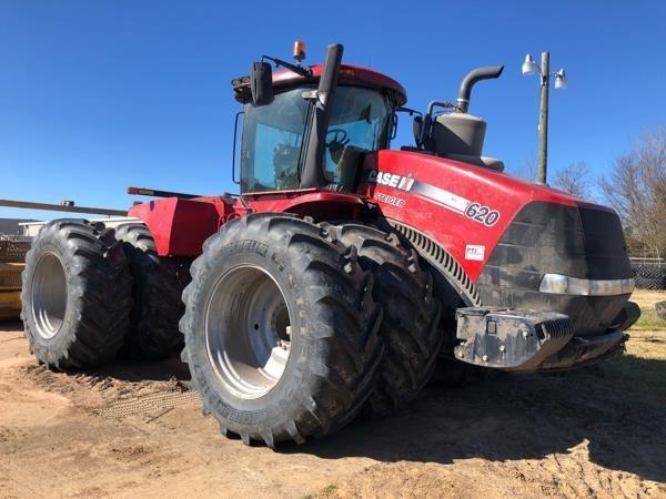 2017 Case IH Steiger 620 Tractor