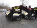2020 Big Tex 22GN-20BK+5MR Flatbed Trailer