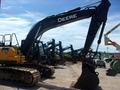 2018 Deere 210G LC Excavators and Mini Excavator