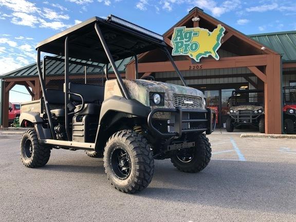 2020 Kawasaki Mule 4010 TRANS4x4 ATVs and Utility Vehicle
