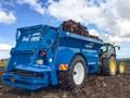 2020 Bunning Lowlander 120 MK4 Manure Spreader