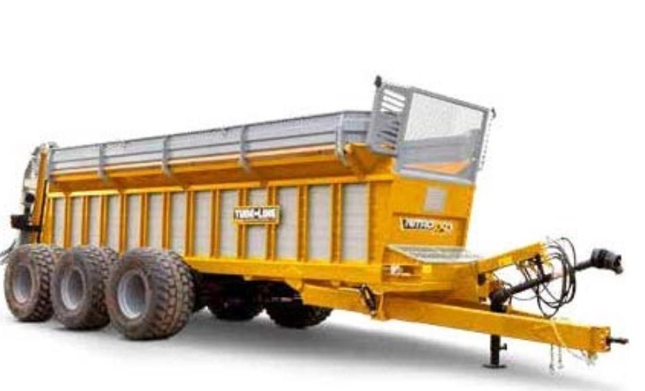 2020 Tubeline NITRO 1050 Manure Spreader